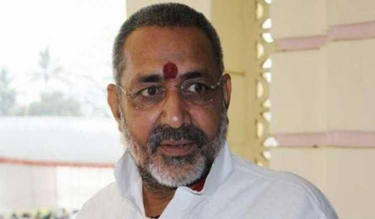 Giriraj jeers at opposition over exit polls, RJD calls it a fraud
