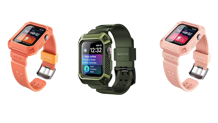This band will also protect your new watch face.