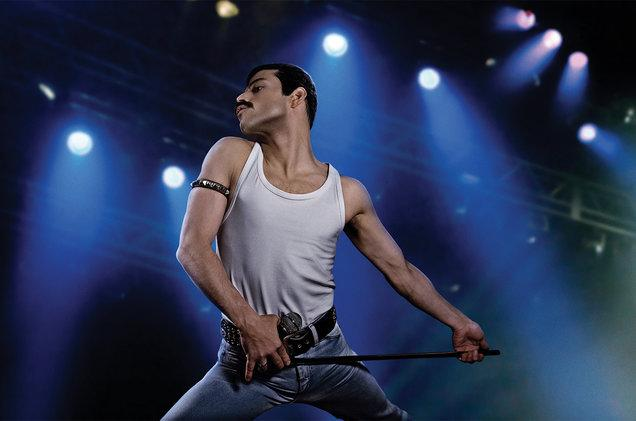 Rami Malek plays Freddie Mercury the fearless leader of British rock band Queen. Source 20th Century FoxMore
