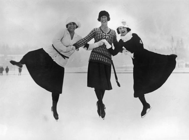 <p>Three Olympic medals: Two silvers and one bronze. (Loughran pictured on the right) </p>