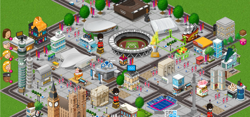 Olympic Games City review