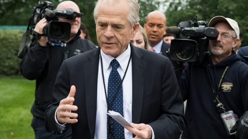 Peter Navarro Apologizes For Saying There's 'A Special Place In Hell' For Justin Trudeau