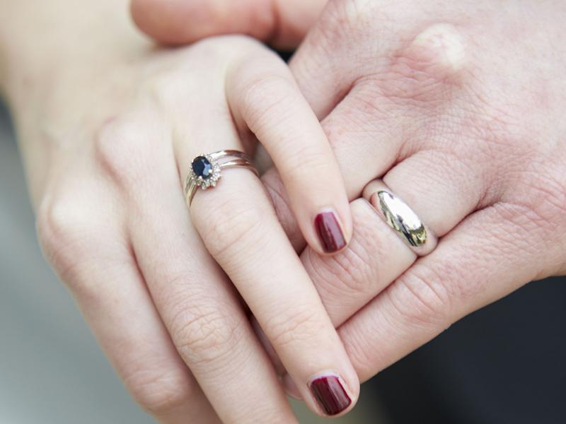 Advocacy groups say when minors marry older adults they engage in relationships that would otherwise amount to statutory rape: Rex Features