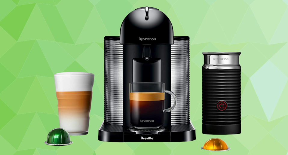 This cult-favourite Nespresso machine is $121 off — and it won't last for long (Photo via Amazon)