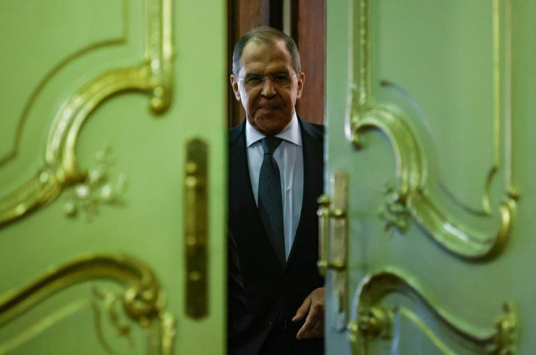 Russian Foreign Minister Sergei Lavrov says the Arctic is Russian territory