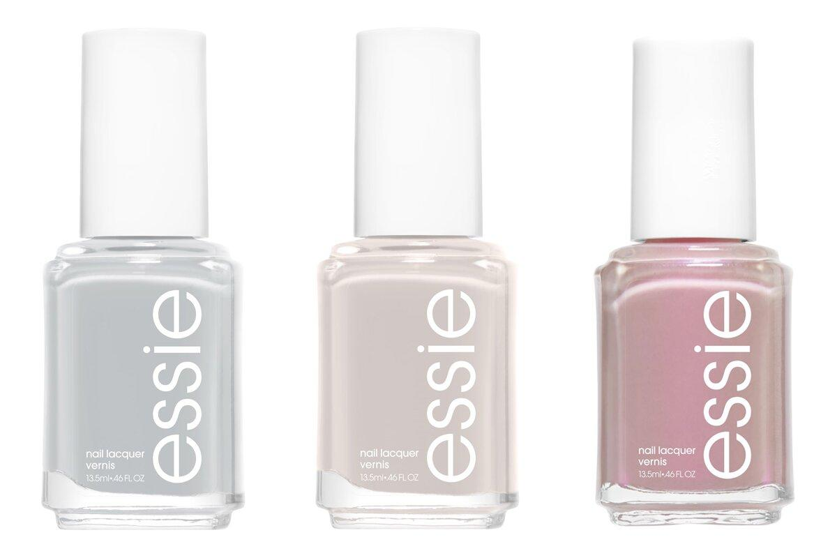 "Ring in the new year feeling zen thanks to Essie's self-care-inspired nail polish collection by in an array of muted, neutral hues.  <strong>Buy It! </strong><a href=""https://www.cvs.com/shop/essie-serene-slate-nail-polish-collection-prodid-2210003?skuid=293481"" target=""_blank"" rel=""nofollow"">Essie Serene Collection, $9 each; cvs.com</a>"