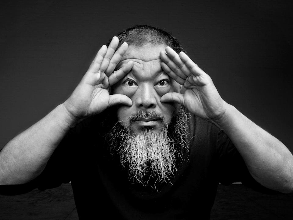 <p>Ai Weiwei: 'I thought social media could be a fertile ground for freedom of speech. It's not true'</p> (Press)