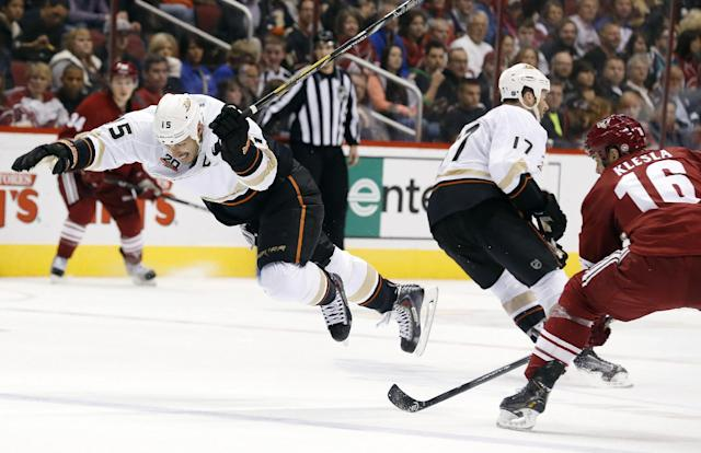 Klesla recalled by Coyotes after demotion