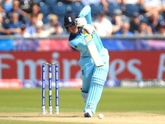 Jason Roy should have been against New Zealand in the semi-finals (PA)