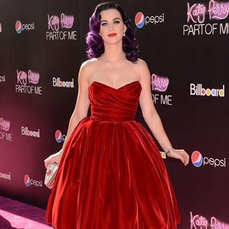 Katy Perry 'fallen for Mayer'