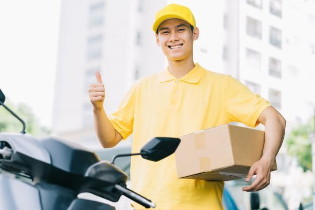 crisis-proof business - courier service