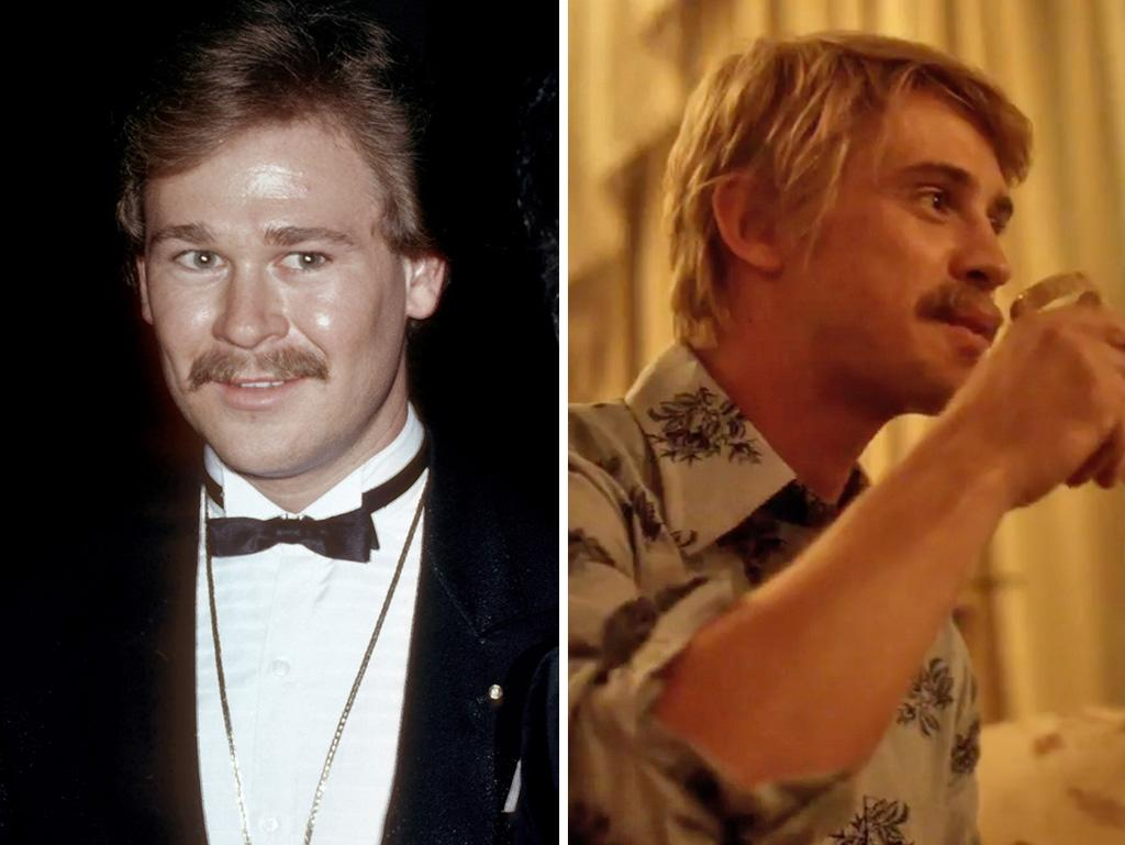 """<b>Cary James (Boyd Holbrook)</b><br /><br />The Young Americans singer with whom Liberace began an affair before he ended his relationship with Thorson continued his relationship with Thorson's ex until Liberace's death. In his 2000 biography, """"Liberace: An American Boy,"""" Darden Asbury Pyron writes that James said he and Liberace both learned they had HIV in August 1985. James, whose relationship with Liberace began when he was 18 and lasted five years, died in 1997."""