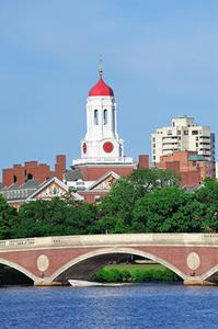 Next stop: Harvard (photo via Thinkstock)