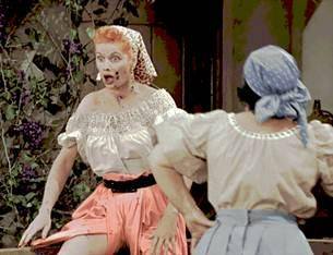 CBS Sets Record Straight On Its Colorized 'I Love Lucy' Christmas Special
