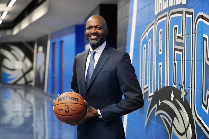 In the past two years, Jamahl Mosley was a serious contender for head-coaching vacancies before getting the job as the Magic's coach earlier this month.