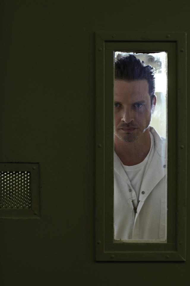 "Aden Young as Daniel Holden in ""Rectify"" on Sundance Channel."