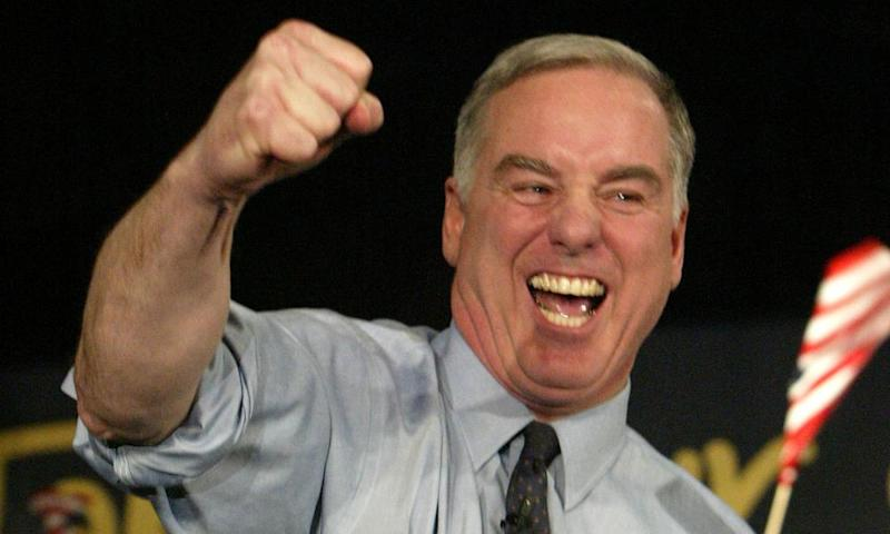 'Howard Dean tanked his 2004 bid to become Democratic nominee by yelling in a slightly weird way.'