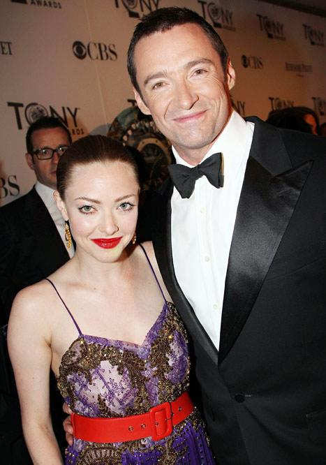 Amanda Seyfried: Hugh Jackman Gave Me a Birthday Lapdance!