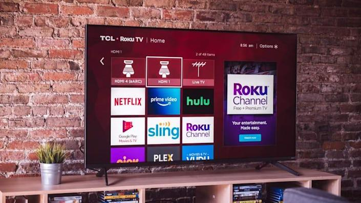 The TCL 6-Series is the most affordable smart TV we recommend.