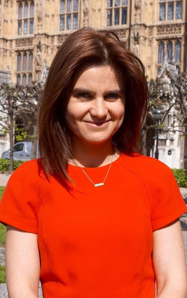 Jo Cox was killed during the EU referendum campaign in 2016 (Jo Cox Foundation/PA)
