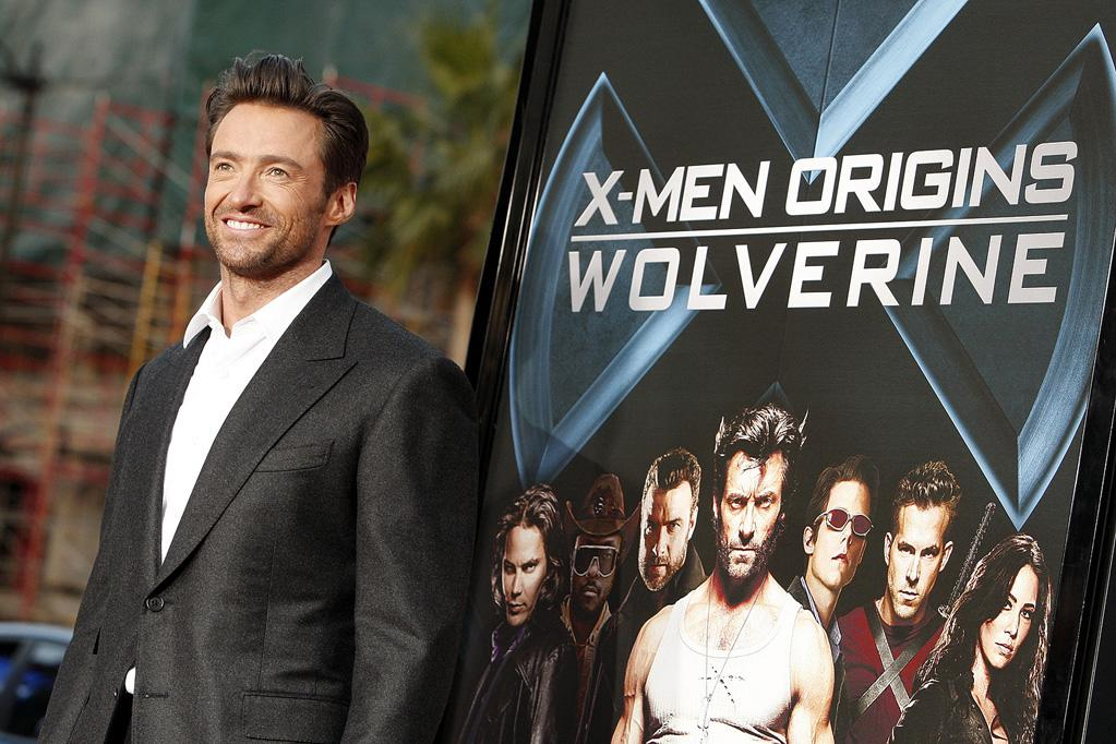 "<a href=""http://movies.yahoo.com/movie/contributor/1800354816"">Hugh Jackman</a> at the Los Angeles premiere of <a href=""http://movies.yahoo.com/movie/1808665084/info"">X-Men Origins: Wolverine</a> - 04/28/2009"