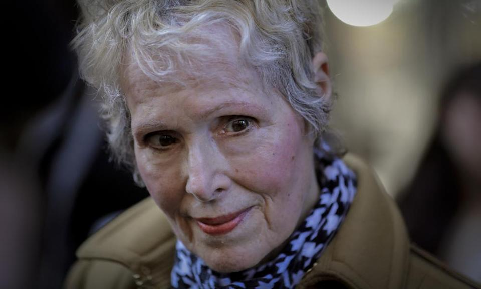 E. Jean Carroll accused Trump of assaulting her in the 1990s, and brought a defamation suit against him for his response to her allegations.