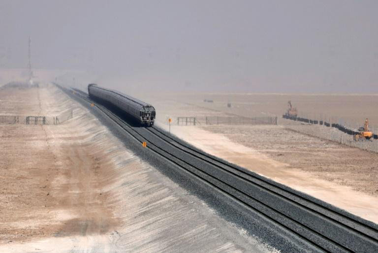 The United Arab Emirates is developing a rail network to connect all seven emirates