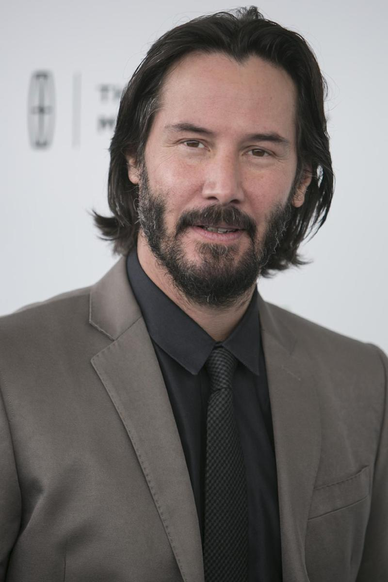 Keanu Reeves to star i...