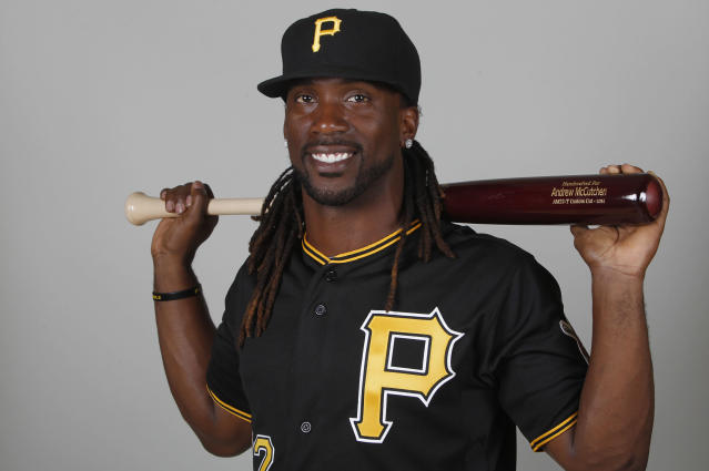 Andrew McCutchen on the Pirates, football and where he came from