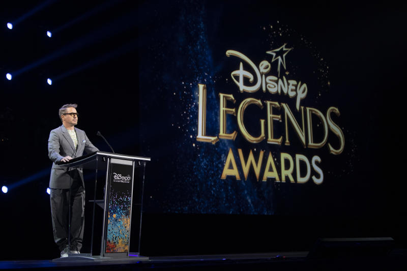 D23 EXPO 2019 - The Ultimate Disney Fan Event - brings together all the worlds of Disney under one roof for three packed days of presentations, pavilions, experiences, concerts, sneak peeks, shopping, and more. (The Walt Disney Company/Image Group LA)