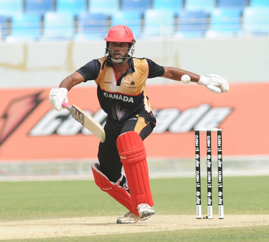 Ruvindu Gunasekera (Canada): The 20-year-old left-handed opening batsman scored 276 runs, with a highest of 95, at an average of 30.66 and strike rate of 121.05 from nine matches.