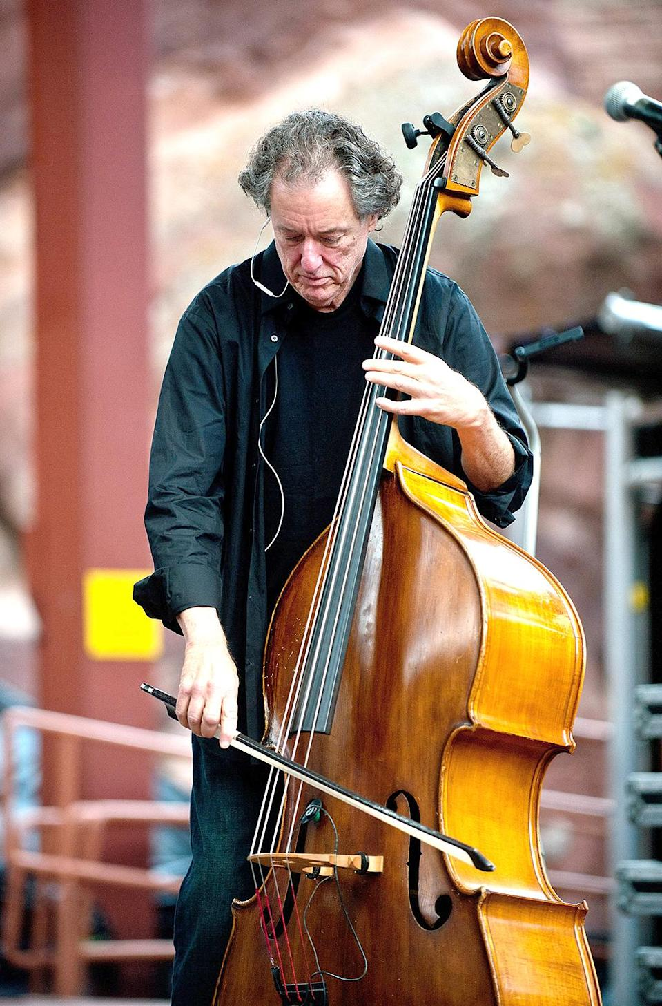 Rob Wasserman was a Grammy-winning composer and bassist who played and recorded with a wide variety of musicians including Bruce Cockburn, Elvis Costello, Ani di Franco, Jerry Garcia, Rickie Lee Jones, Van Morrison, Aaron Neville, Lou Reed, Pete Seeger, Bob Weir, Brian Wilson, Neil Young, and many others. He died June 29 after a battle with cancer. He was 64. (Photo: Getty)