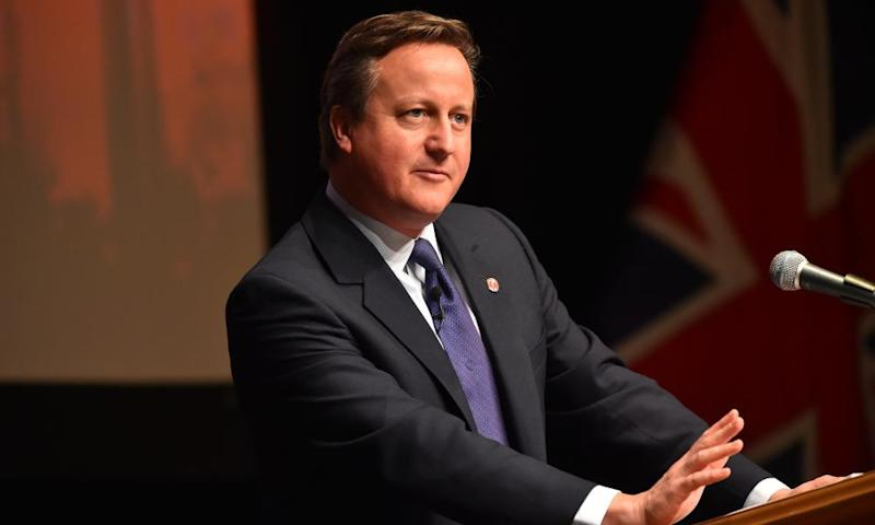 David Cameron: Brexit is 'not impossible to get right'.