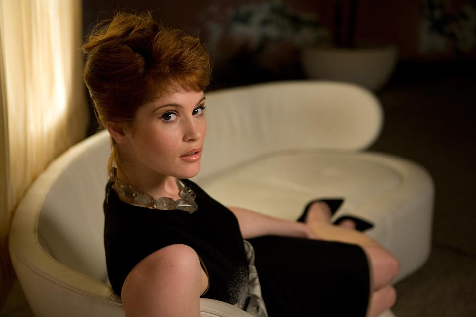 Gemma Arterton re-writes her role in 'Quantum of Solace' with #MeToo in mind