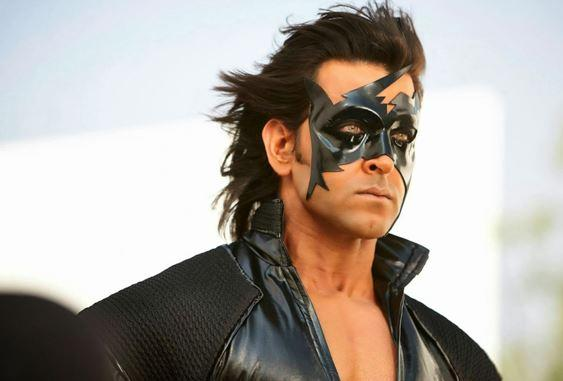 Krrish : Hrithik Roshan played the role of a superhero perfectly and got it right from the word go.