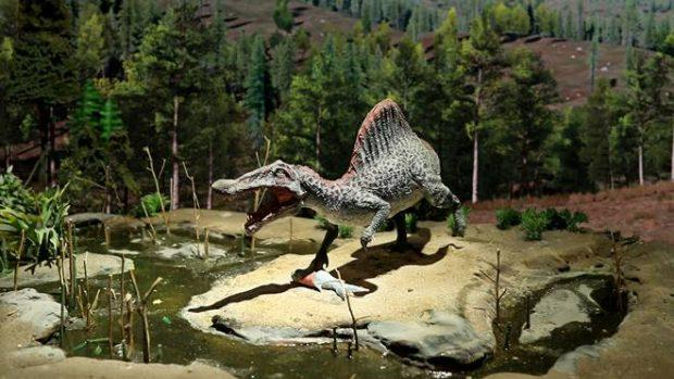 It is believed that the area in and around park could have been the dwelling place of these gigantic creatures.