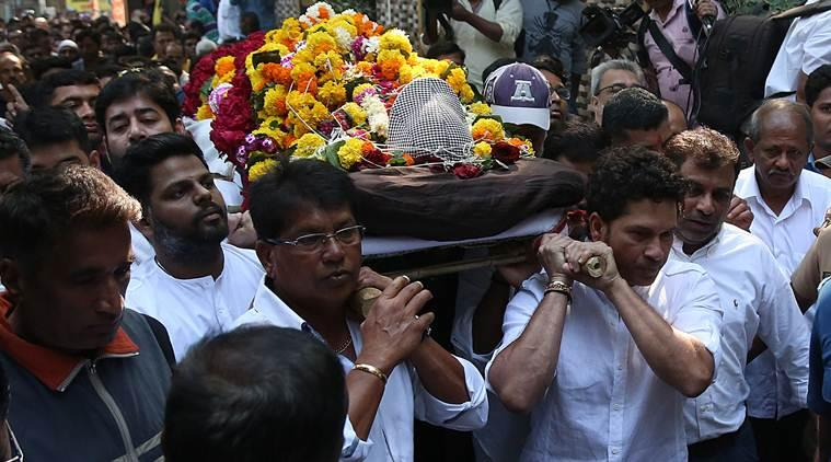 Sachin Tendulkar to Vinod Kambli, tears flow freely at farewell to guru