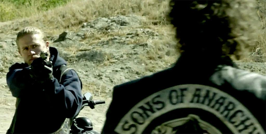 """Sons of Anarchy"" fifth season finale (Tuesday, 12/4 at 10 PM on FX) 