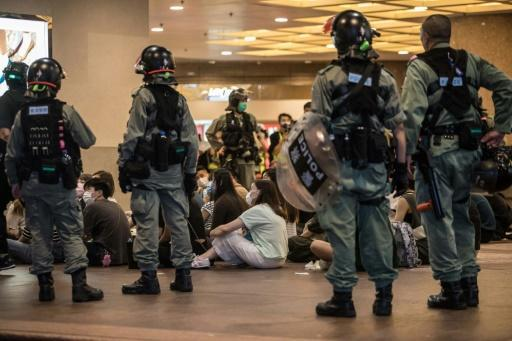 Beijing says the new law is needed to quell seething pro-democracy protests and restore order after a year of political unrest