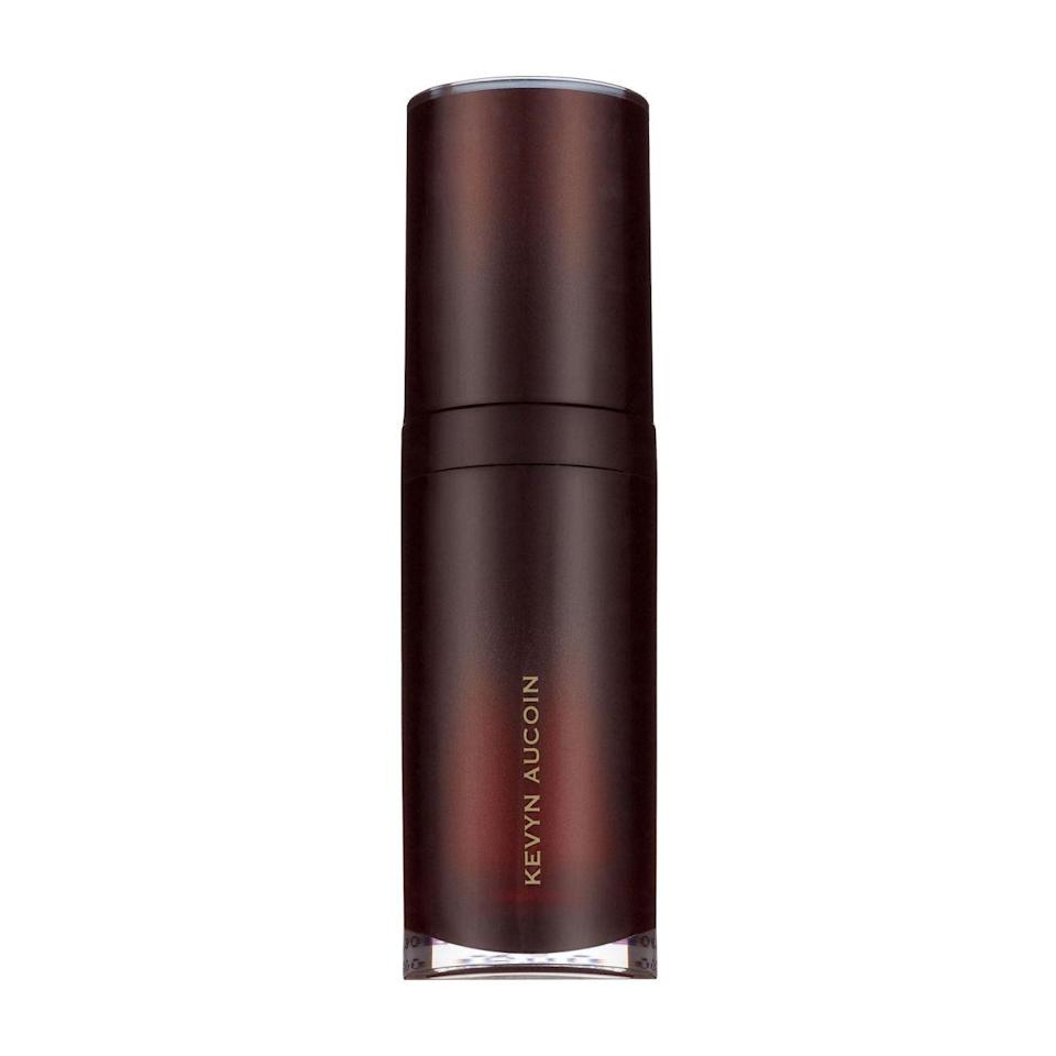 """<p>The late makeup artist Kevyn Aucoin also worked consistently as a photographer, so it's no surprise that his soy-infused foundation gives you an airbrushed appearances without looking too heavy. <a href=""""http://kevynaucoin.com/the-liquid-airbrush-foundation"""" rel=""""nofollow noopener"""" target=""""_blank"""" data-ylk=""""slk:Kevyn Aucoin Liquid Airbrush Foundation"""" class=""""link rapid-noclick-resp"""">Kevyn Aucoin Liquid Airbrush Foundation</a> ($45)</p><p><i>(Photo: Kevyn Aucoin)</i></p>"""