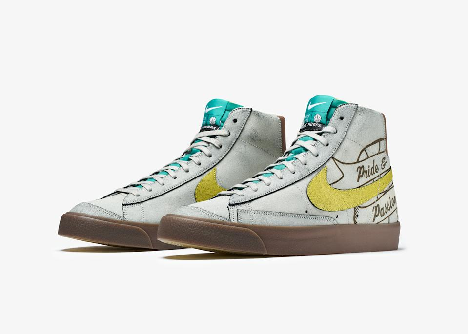 Nike Blazer Mid '77: Motivation