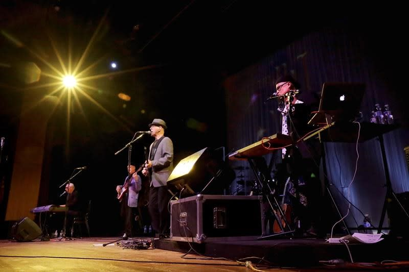 Musicians Hall of Fame to honour group with New Jersey roots