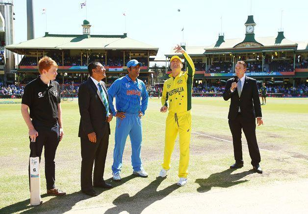 For the sentimental cricket fan, Damien Fleming was the bad omen in the semi-final of World Cup 2015