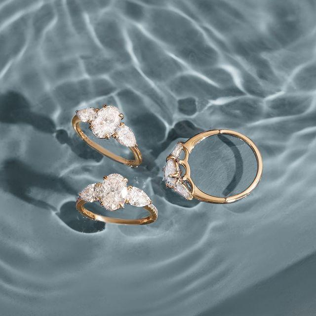 """<p><a class=""""link rapid-noclick-resp"""" href=""""https://uk.vrai.com/"""" rel=""""nofollow noopener"""" target=""""_blank"""" data-ylk=""""slk:SHOP VRAI"""">SHOP VRAI</a></p><p>Fine jewellery brand Vrai ('true' in French), specialises in modern, elegant sustainable jewellery that's designed to be worn forever. The diamonds are sustainably produced in America with no carbon footprint and no mining, set in recycled gold, and polished to the highest international standards by their in-house craftsmen. Jennifer Lopez, Reese Witherspoon and Angelina Jolie are fans. </p><p><a href=""""https://www.instagram.com/p/COOSinSpyTC/"""" rel=""""nofollow noopener"""" target=""""_blank"""" data-ylk=""""slk:See the original post on Instagram"""" class=""""link rapid-noclick-resp"""">See the original post on Instagram</a></p>"""