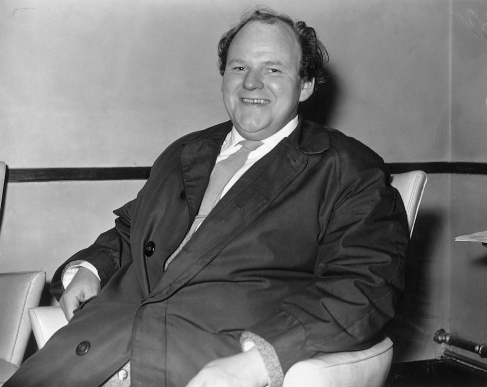 August 1963:  Television and stage actor Roy Kinnear (1934 - 1988).  (Photo by Frank Harrison/Fox Photos/Getty Images)