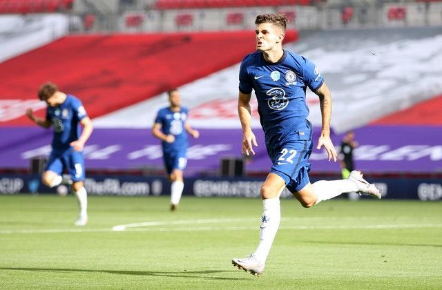Christian Pulisic has grown at Chelsea
