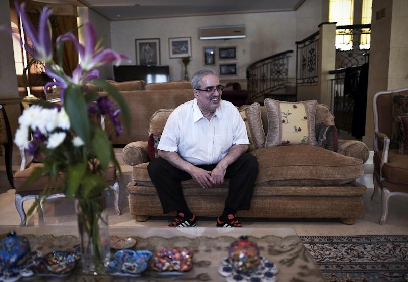 "Ibrahim Sharif, chief of the Waed secular group has charged with  ""inciting hatred"" against the regime"