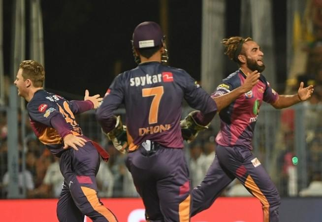 Steve Smith, MS Dhoni, Imran Tahir, RPS, KKR
