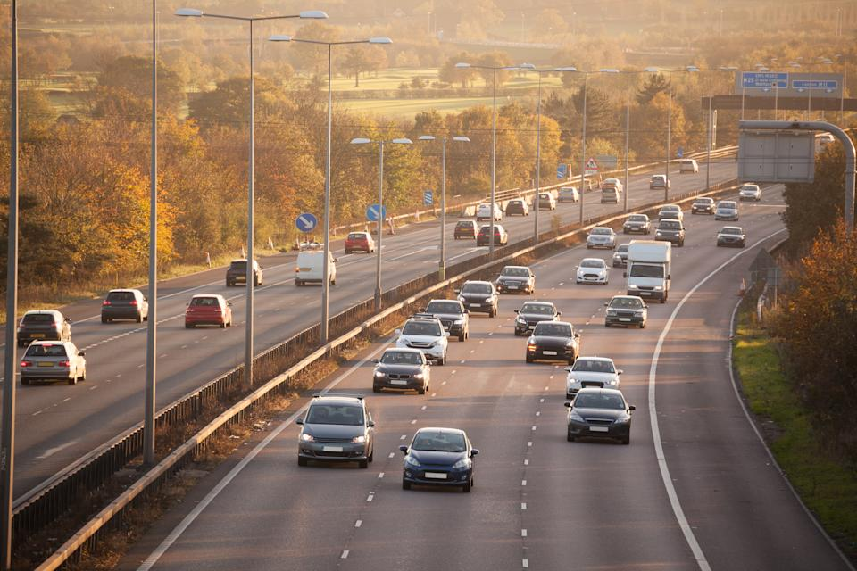 Currently less than 1% of cars in the UK are fully electric, according to data. Photo: Getty