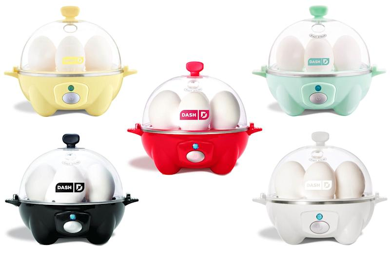Deal Alert! This Wildly Popular Egg Cooker Is on Sale at Amazon Right Now